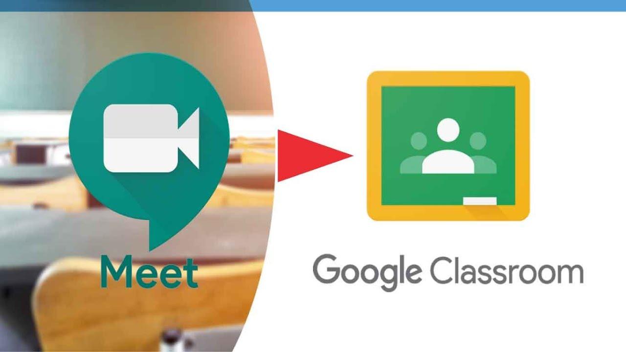 Google Classroom y Google Meet